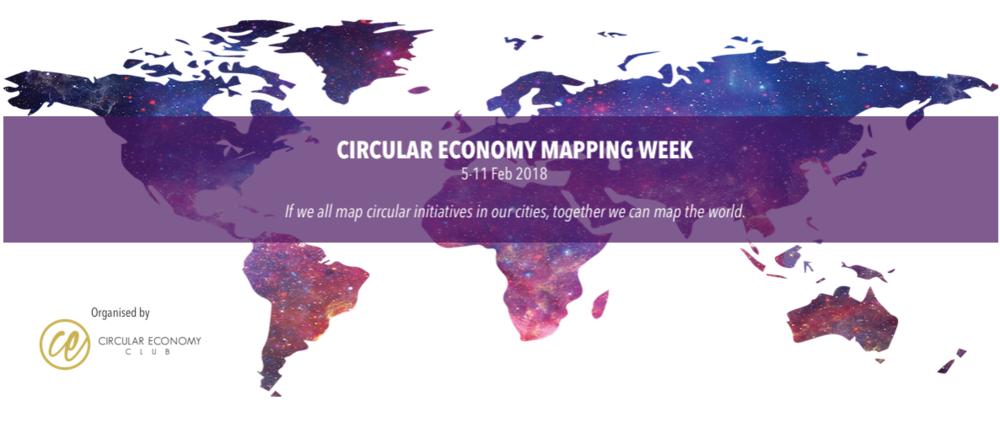 Circular economy club mapping week