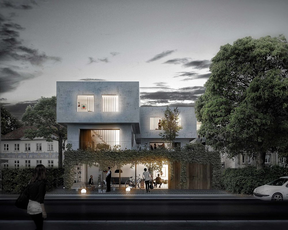Pixel Villas -