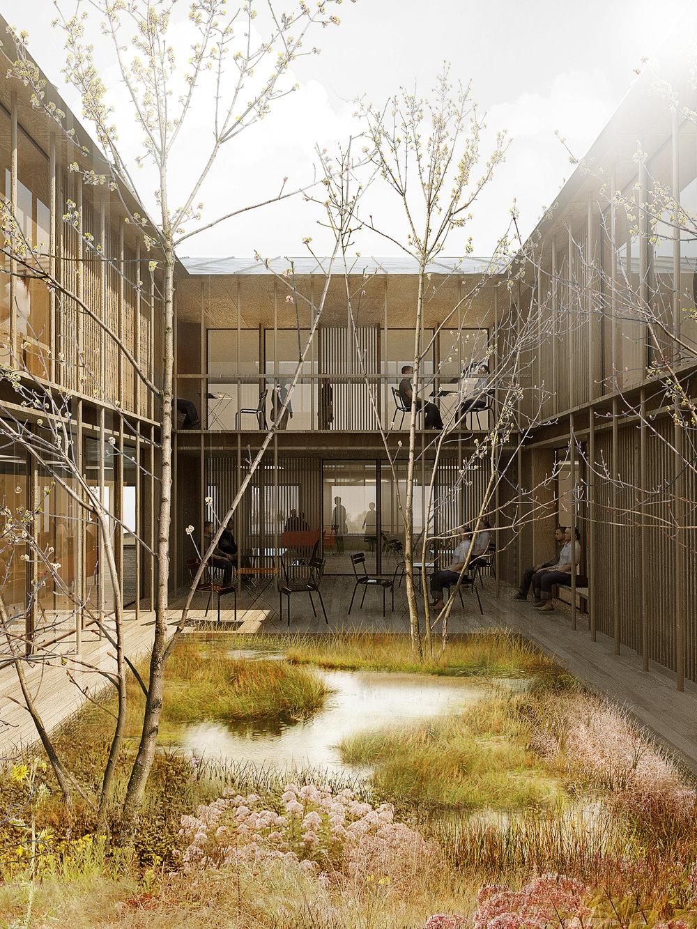 Psychiatric Centre Ballerup -