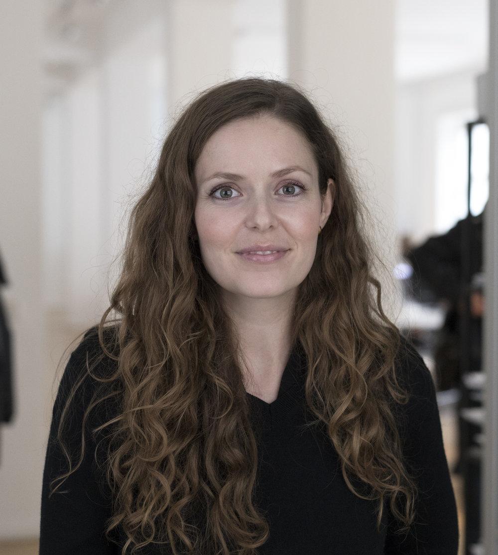 Barbara Drud Henningsen  Architect  bdh@we-a.dk