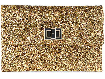 Anya Hindmarch Glitter Clutch