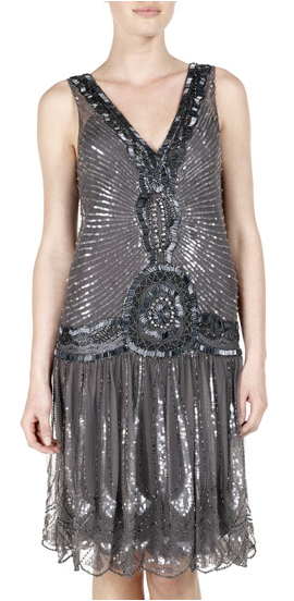 Jigsaw Flapper Dress