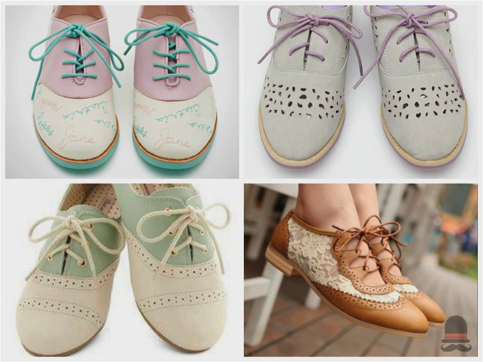 Spring Brogues