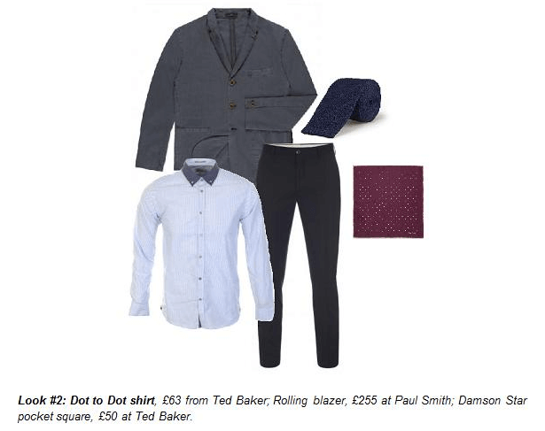 Ted Baker & Paul Smith