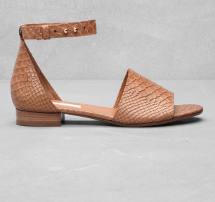 Neutral Daily Sandal