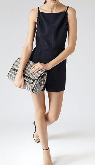 Reiss Playsuit