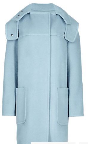 Light Blue Duffel Coat