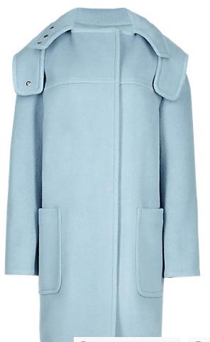 Light Blue Duffel Coat