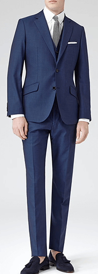 Reiss Lungano Suit