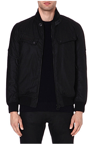 Barbour Bomber Jacket
