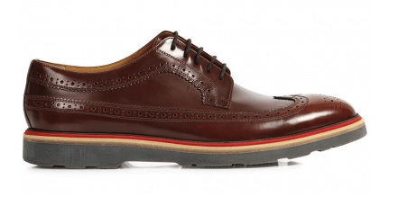 Paul Smith Brown Brogues