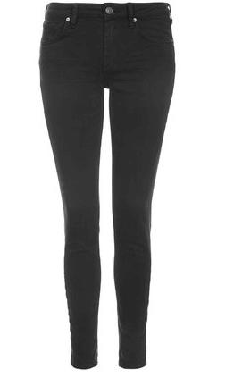 Topshop Black Jeans