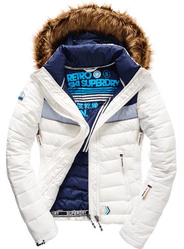 Super Dry Ski Jacket