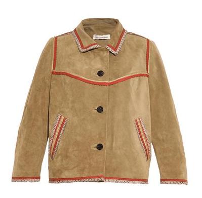 Isabel Marant Suede Jacket