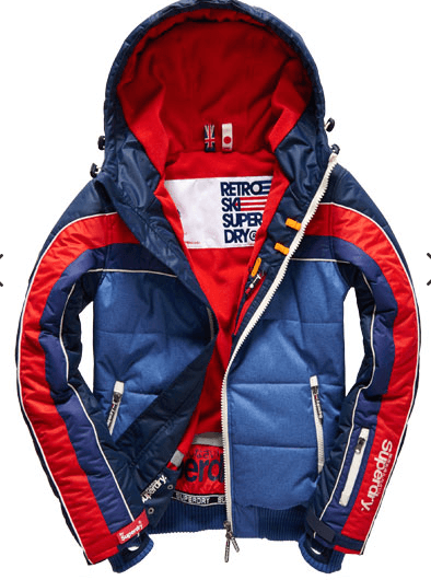 Men's Superdry Ski Jacket