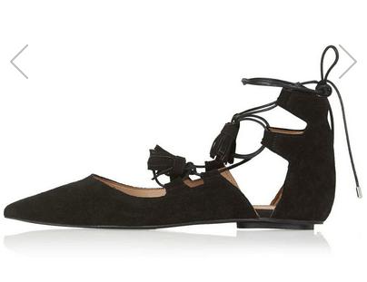 Topshop Flat Shoes