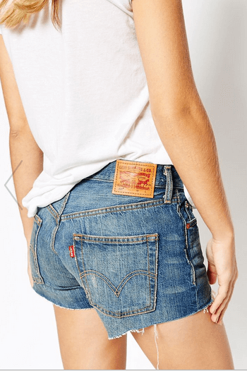 ASOS Denim Shorts