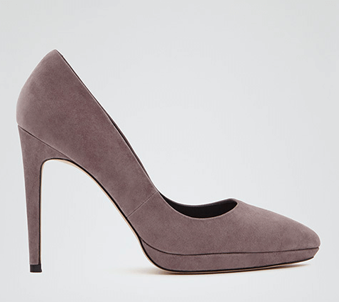 Reiss Court Shoe