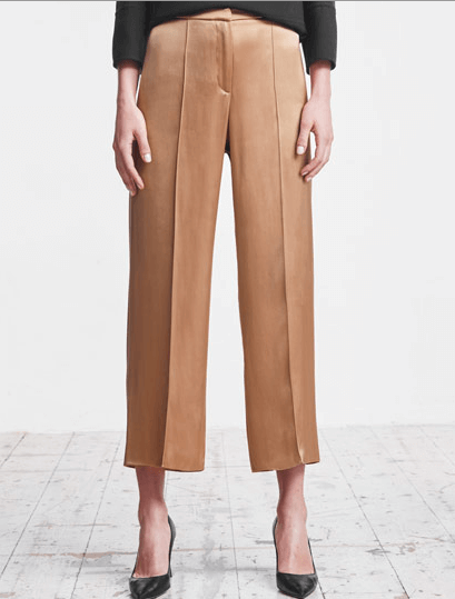 Gold Jigsaw Trousers