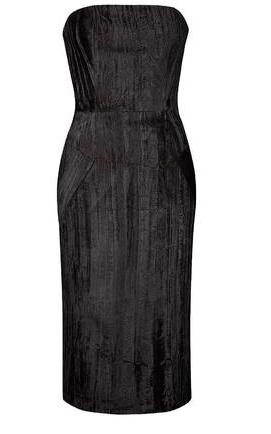 Bustier Wiggle Dress