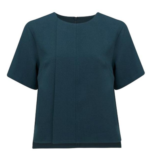 Atterley Teal Top