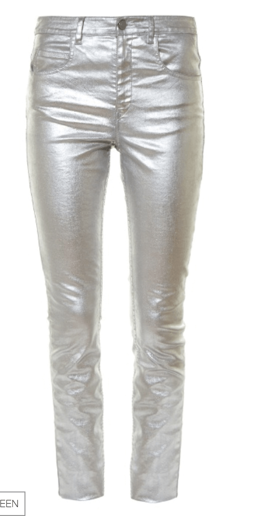 Isabel Marant Coated Jeans