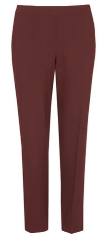Whistles Burandy trouser