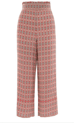 Whistles split hem trouser