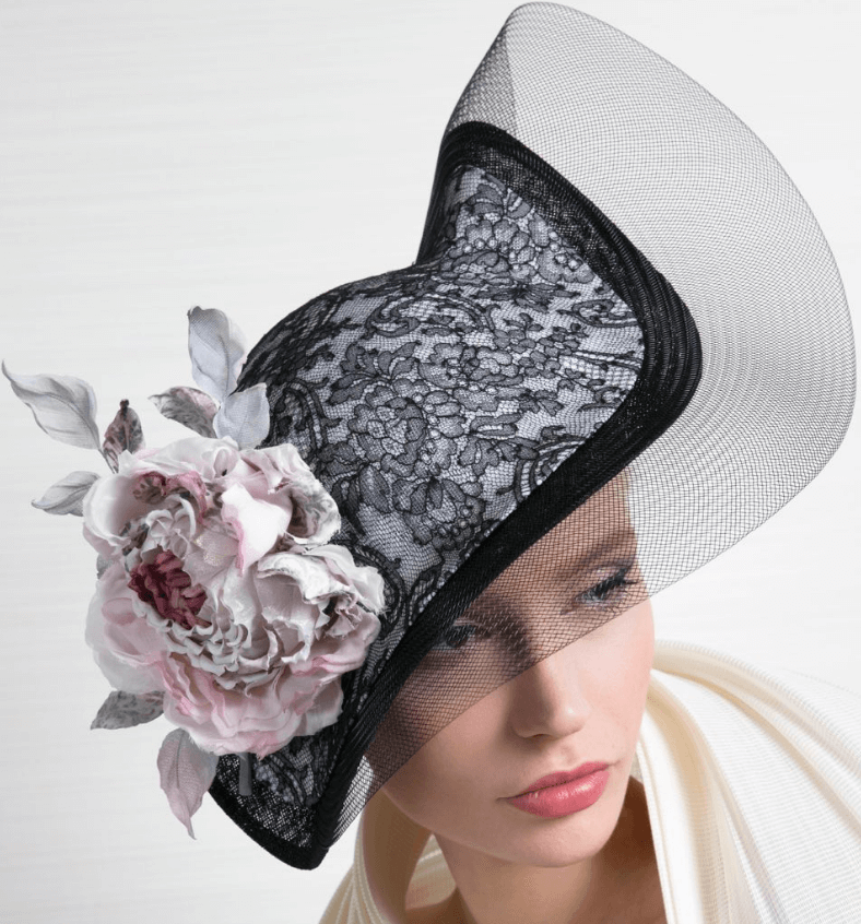Phillip Treacy hat