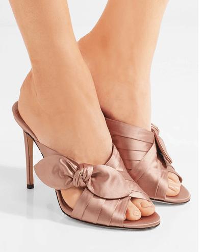 Tea rose heels