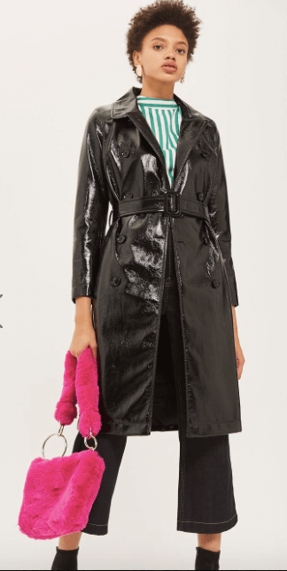 PVC trench