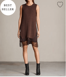 Eloise shirt dress