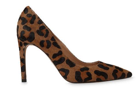 Leopard print courts