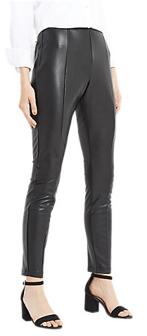 Oasis pleather leggings