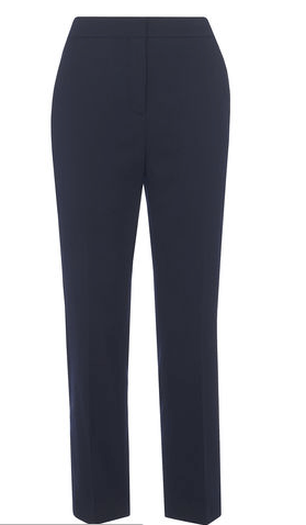 Whistles slim cut trousers