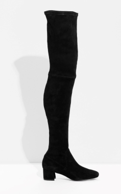 Slim fit over knee boots | &Other Stories