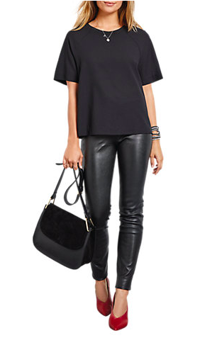 Leather Leggings | Hush