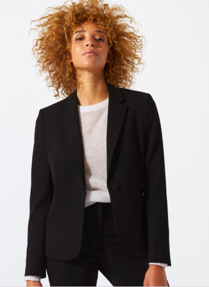 Black blazer | Jigsaw