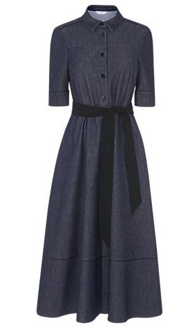 LK Bennett Reene Cotton Dress