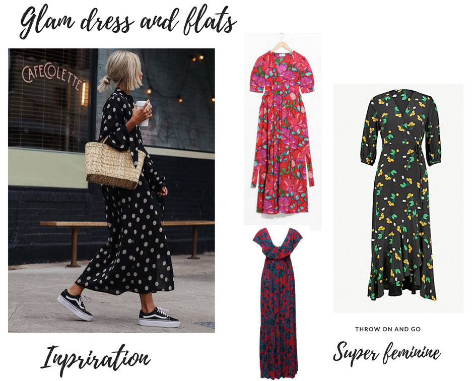Other stories maxi  |  Intropia dress  |  Rixo London