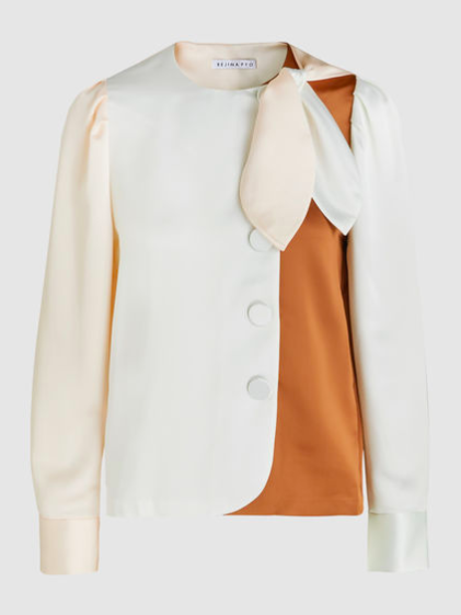 Matches Fashion Rejna Pyo Lydia blouse