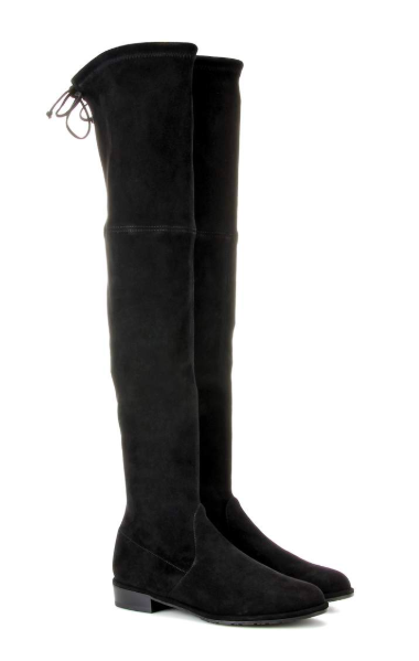 Stuart Weizeman Over the knee boots