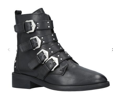Carvella ankle boot  - a bit less chunky for the more faint-hearted/delicate/petite amongst us!