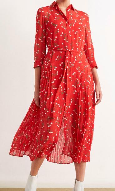 Gabriel Shirt Dress by Kitri