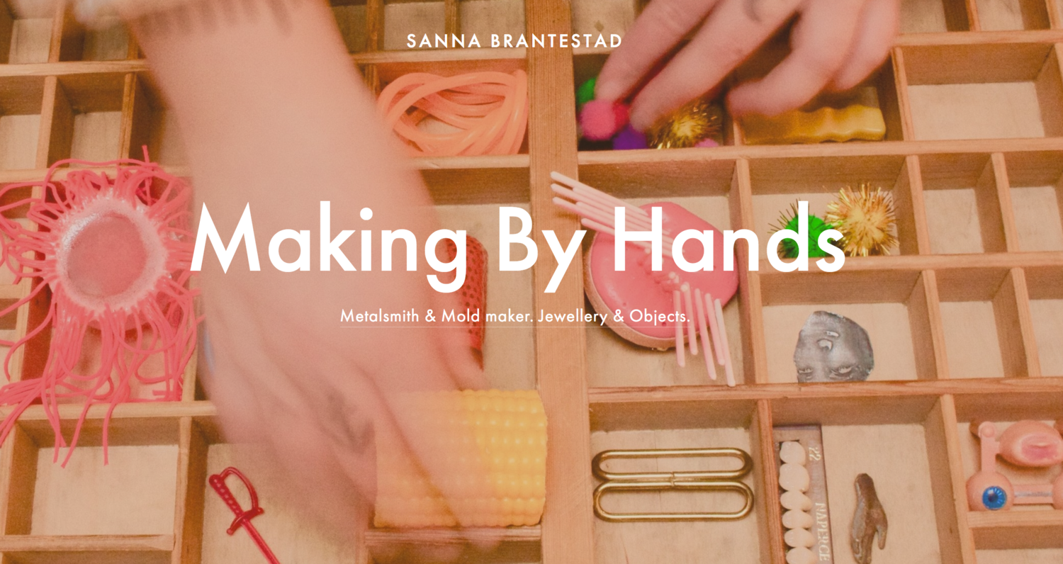 Sanna Brantestad Making By Hands c3b6a2d356127
