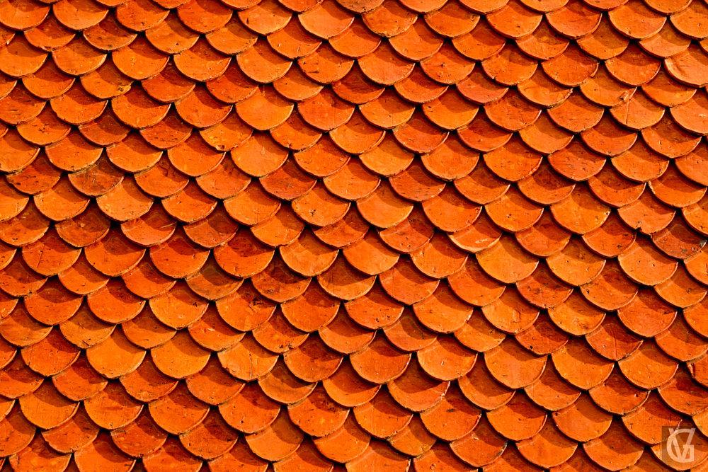 Scale roof, Bangkok
