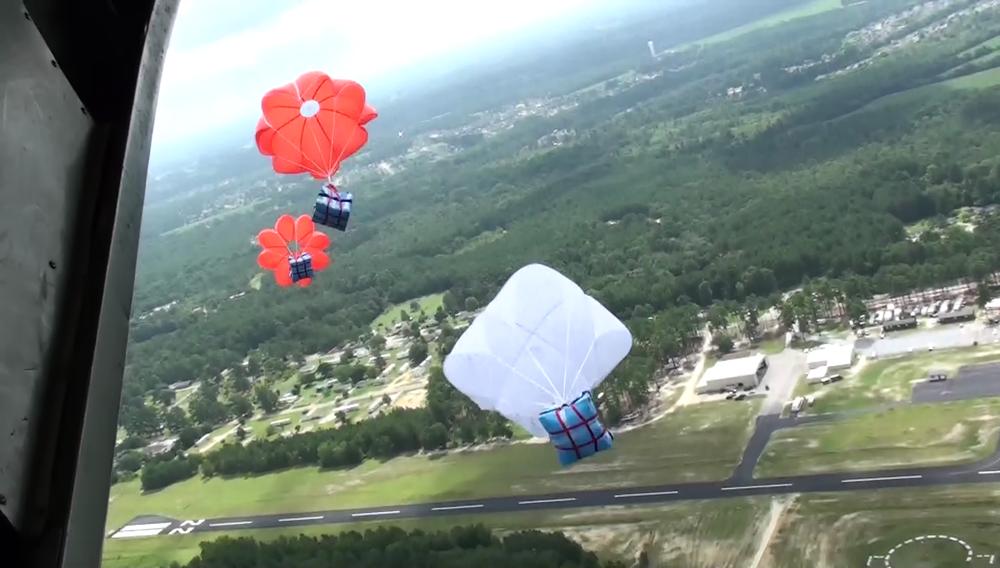 SkyLIFE Parachutes     Parachute Options