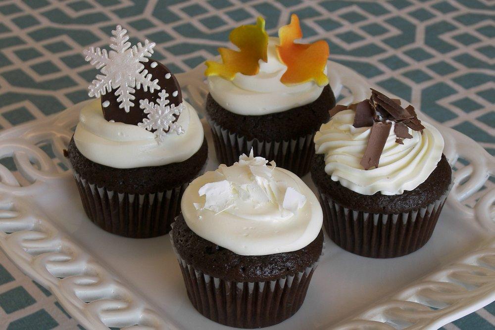 Buttercream Cupcake Sampler #2