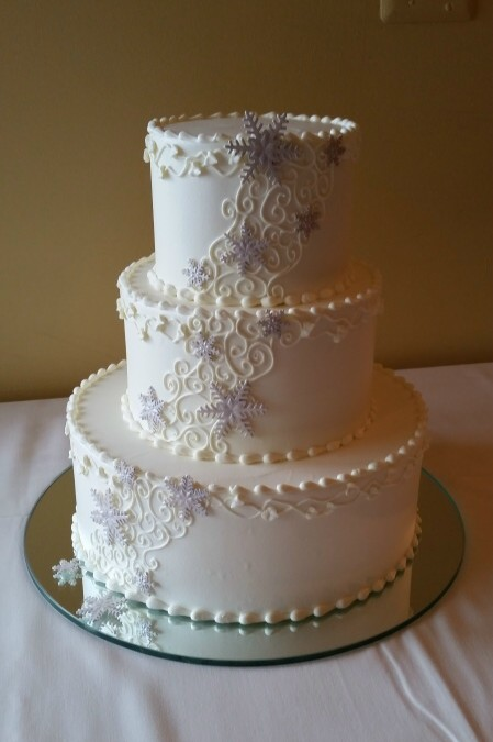 Buttercream Wedding Cake Art Design Center