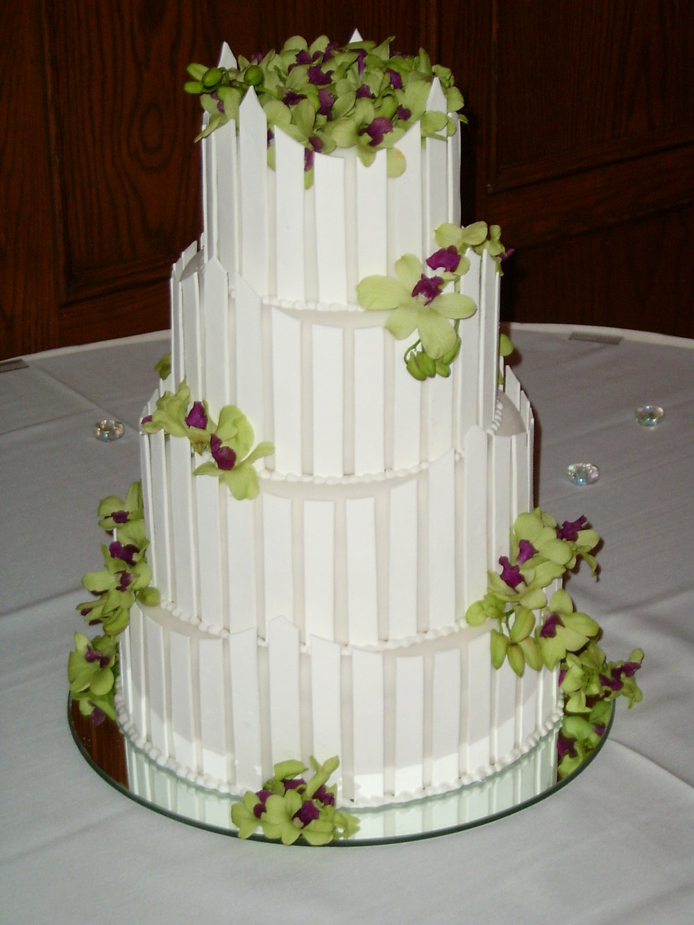 Rolled Fondant — Wedding Cake Art & Design Center